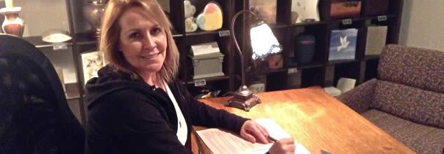 Victoria Funeral Services Director – Leslie Duncan
