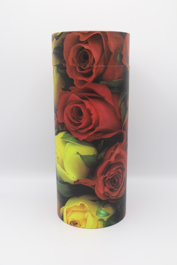 Rose – Cremation Ashes Scattering Tube