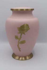 Aria Rose Cremation Urn