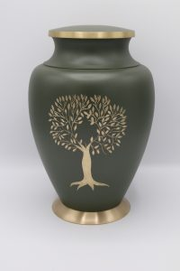 Aria Tree of Life Cremation Urn