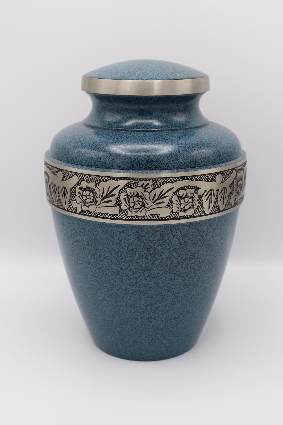 Avalon Evening Blue Cremation Urn