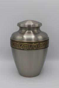 Avalon Pewter Cremation Urn