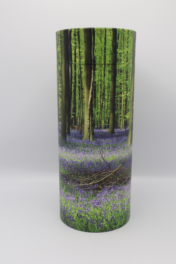 Forest – Cremation Ashes Scattering Tube