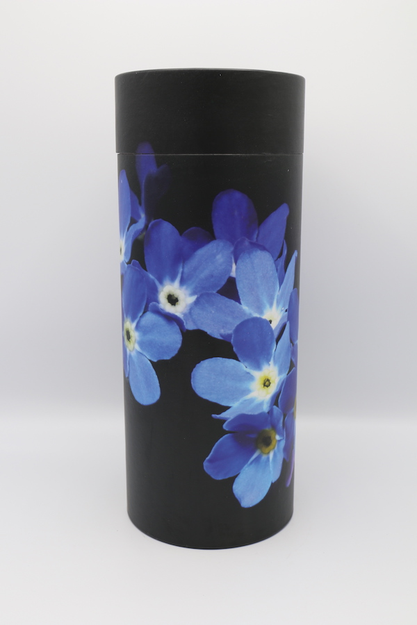 Forget Me Not – Cremation Ashes Scattering Tube