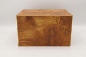 Wooden Urn - Hamilton Natural