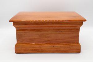 Wooden Urn - Providence Oak